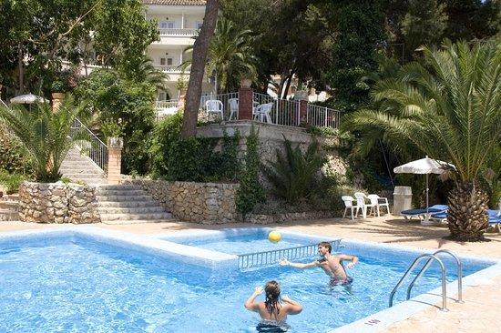 Hotel Maria Luisa : Vista general
