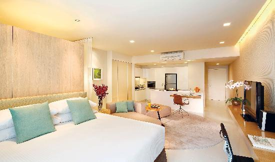 PARKROYAL Serviced Suites Kuala Lumpur: Studio Suite - Series 2