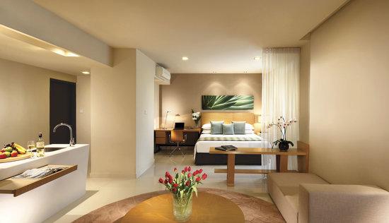PARKROYAL Serviced Suites Kuala Lumpur: Studio Suite - Series 1