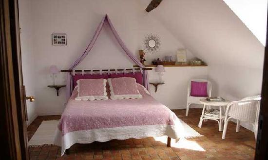 La Thibaudière : Notre chambre