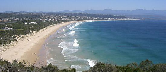 113 Robberg: Robberg Beach - only 1.5km away