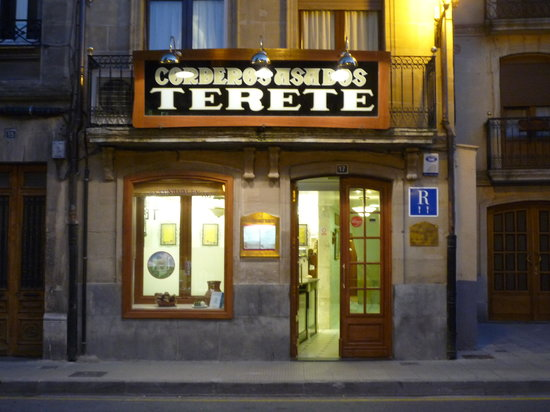 Haro, Spanien: Casa Terete