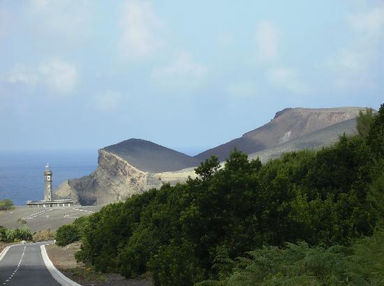 Azoris Faial Garden Resort Hotel: Capelinhos, Faial