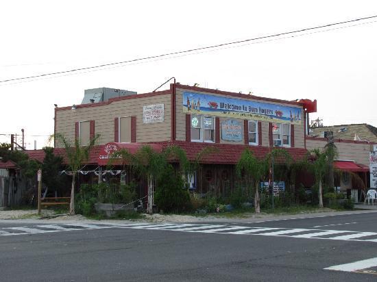 Seaside Park Beach : Nettes Restaurant in Seaside Park