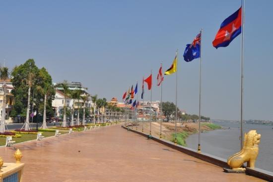 Dara Reang Sey Hotel Phnom Penh: my trips