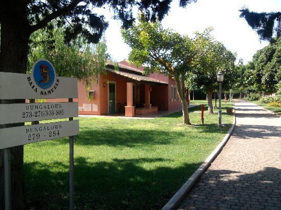 Baia Samuele Hotel Villaggio: esterno bungalows