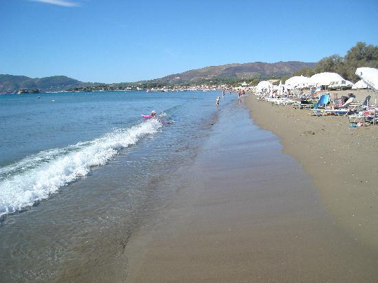 Kalamaki Beach Picture Of Marelen Hotel Kalamaki