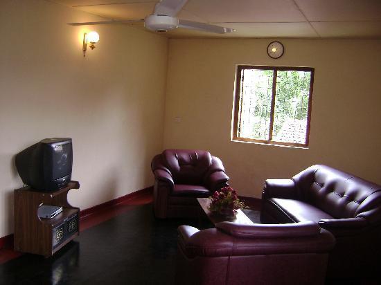 Kundasale Holiday Homes: Hall Area