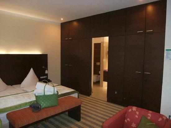 Romantik Wellnesshotel Diedrich: Zimmer Lichtflügel B