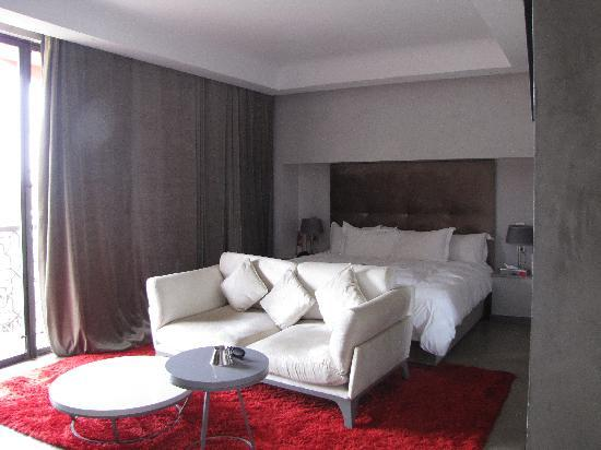 Crystal Hotel : notre chambre