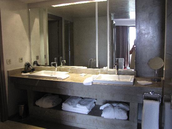 Crystal Hotel : salle de bain