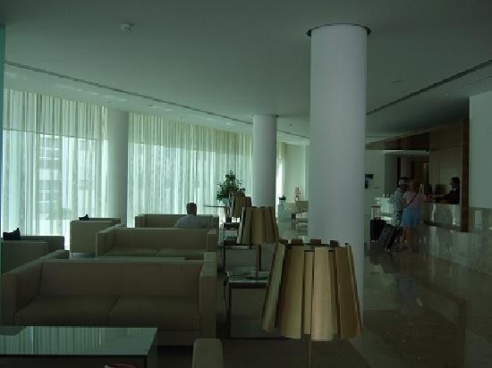 Santa Maria Hotel -- Fatima: Lobby and front dest