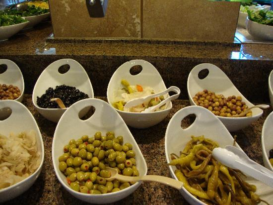 Hilton Dalaman Sarigerme Resort & Spa: Buffet Food - lovely and fresh