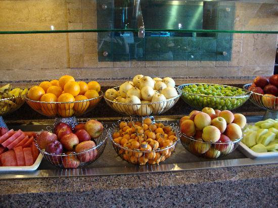 Hilton Dalaman Sarigerme Resort & Spa: More Food!