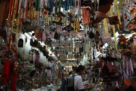 Chatuchak Weekend Market: Wind chimes