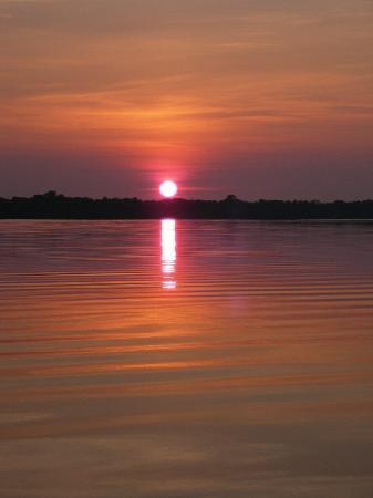 Novo Airão, AM: Sunrise on the Amazon