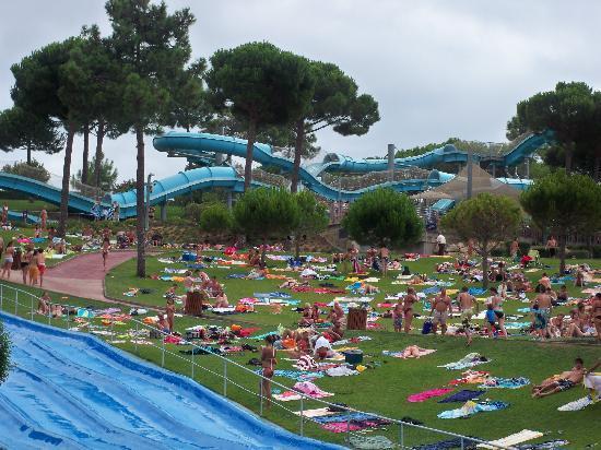 Water World Picture Of Htop Royal Sun Santa Susanna Tripadvisor