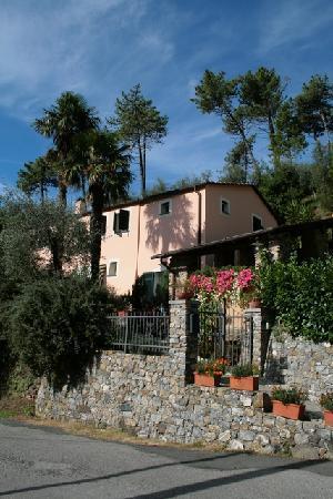 Villa Caterina: the B&B