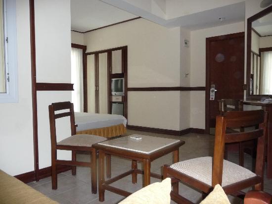 Hotel Marmara Mandarin: Ntre chambre