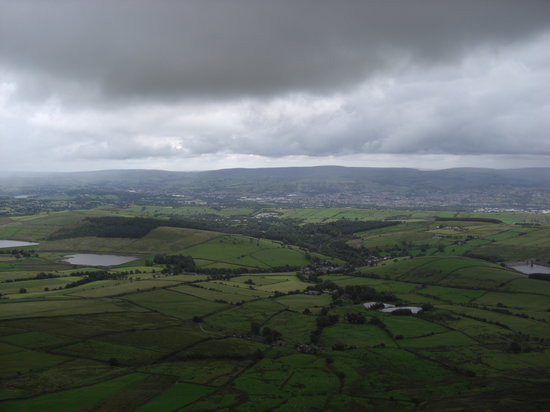 ‪Pendle Hill‬