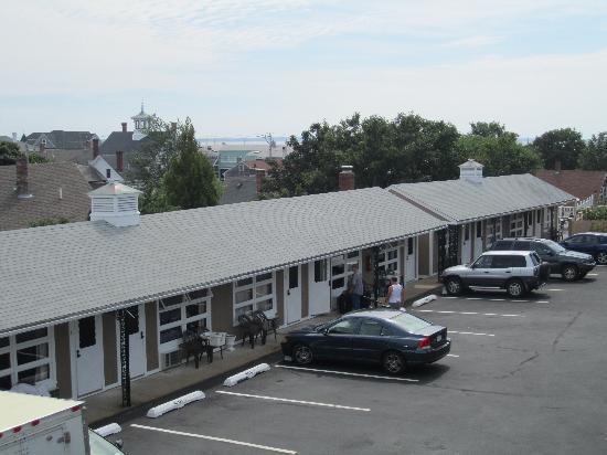 """Bradford House & Motel: """"motel"""" units"""