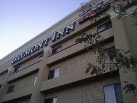 Comfort Inn: Front