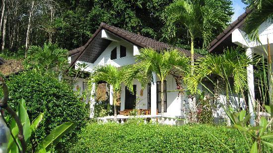 Privacy Resort Koh Chang : Natur pur