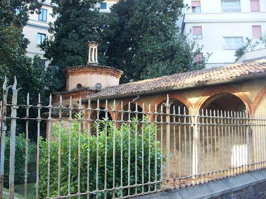 Cascina Pozzobonelli: esterno