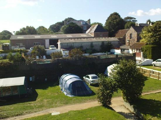 Jersey West Coast Picture Of Rozel Camping Park St Martin Tripadvisor