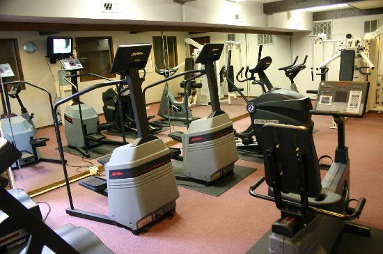 Mirabeau Park Hotel : Fitness Center