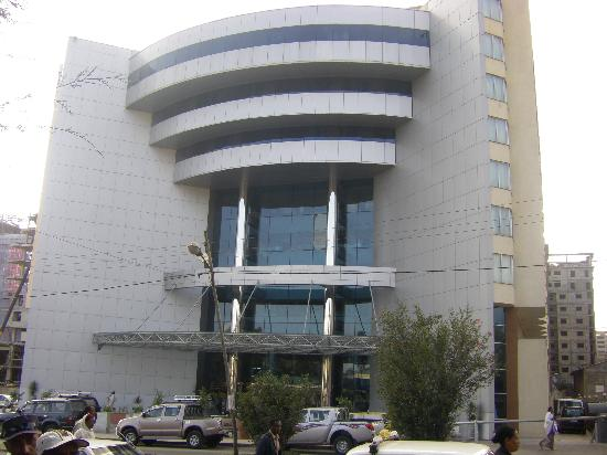 Hotel Intercontinental-Addis: Hotel