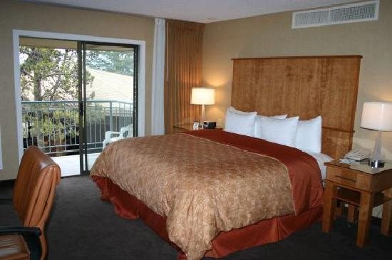 Mirabeau Park Hotel: Guest Room
