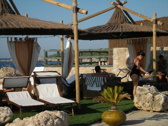 San Domino, Italien: Pensione Belvedere e Arthur Club