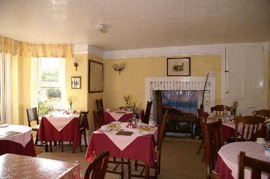 Acorn Lodge : Breakfast room