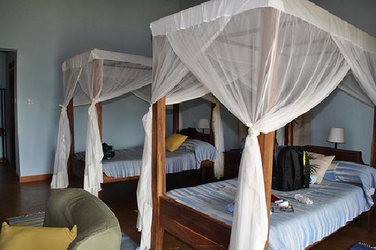 Tloma Mountain Lodge, Tanganyika Wilderness Camps: Mambo Bedroom