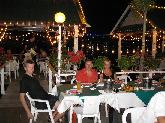 Loma Resort & Spa: New Year dinner in this hotel
