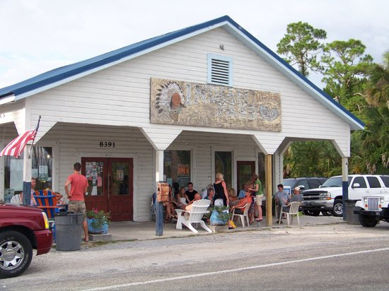 Port Saint Joe, FL: Indian Pass Raw Bar