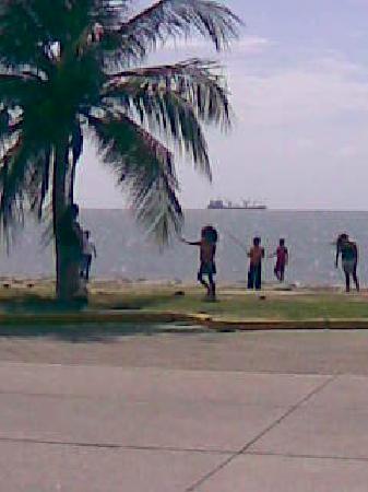 Playa Coca Cola Puerto Cortes