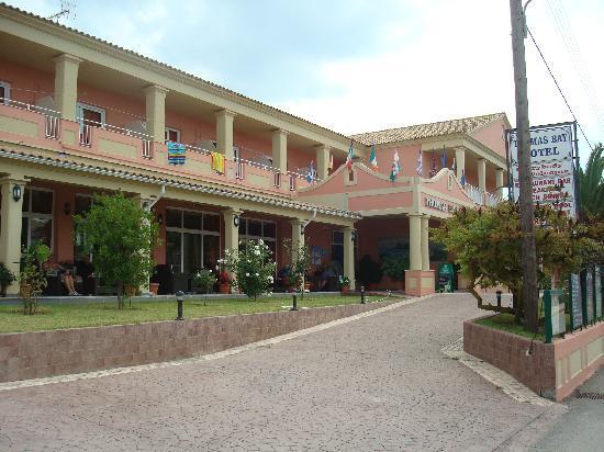 Thomas Bay: hotel