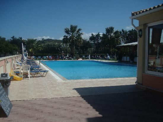 Thomas Bay: Pool