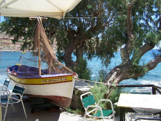 Hotel Almiros Beach: Moklos village pêcheur