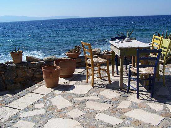 Hotel Almiros Beach: Un petit coin de paradis