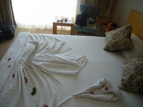 Saphir Resort & Spa: room - very spatious