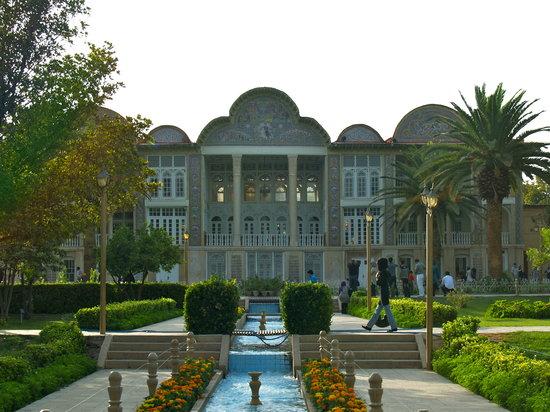 Shiraz, Irán: Kakh-e Eram