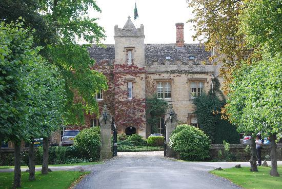 The Manor: Daytime View of the main building