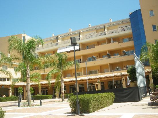 Sol Andalusi: recinto del resort