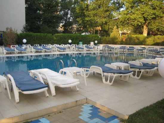 Palace Hotel: Pool