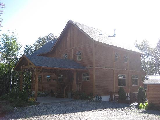 Gite l'Escale du Nord: The House