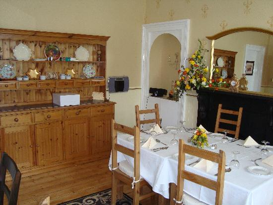 Arden House: Breakfast Room
