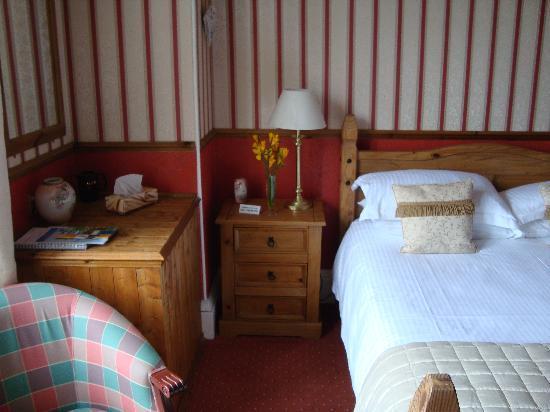 Arden House: Tomatin Room